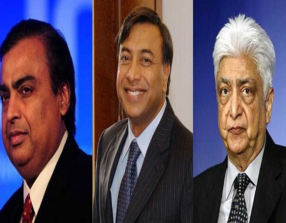All Story Top 10 India Richest Persons 2016 according to Forbes