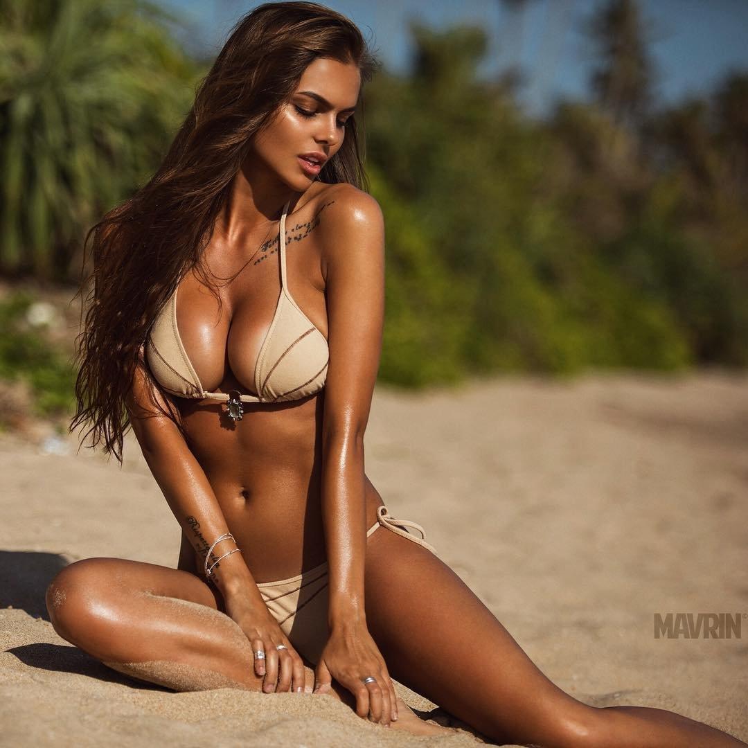 Viktoria Odintsova Russian Model hot phtoshoot allstory