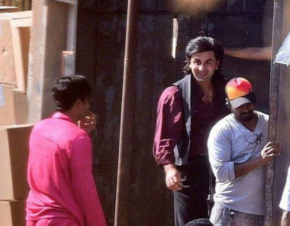 ranbir kapoor first look