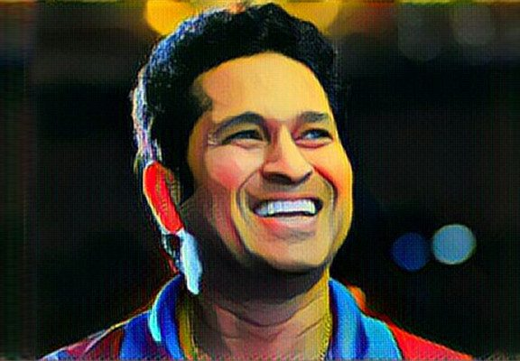Sachin tendulkar road safety
