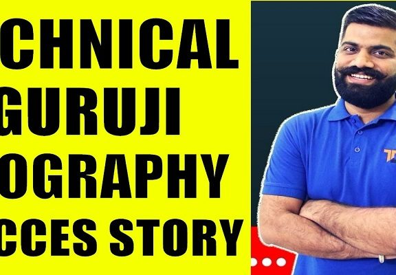 tachnical guruji success story