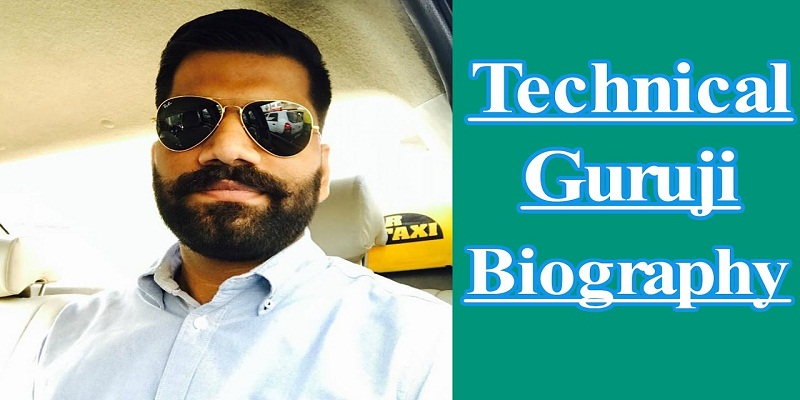who is technical guruji