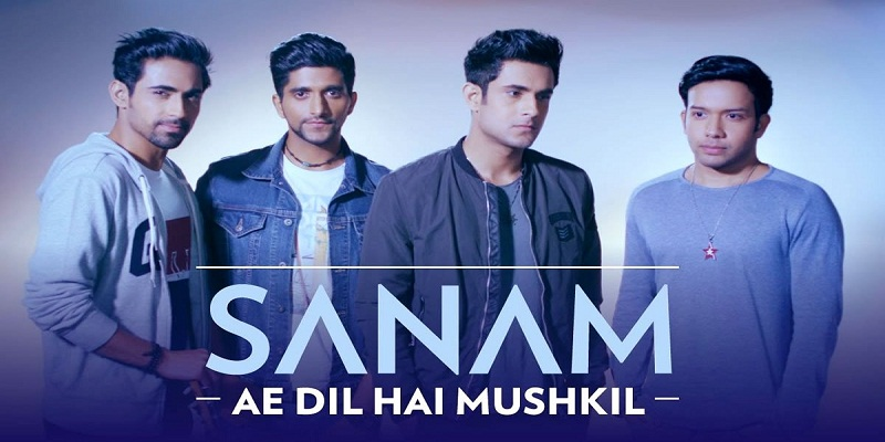 sanam band youtube