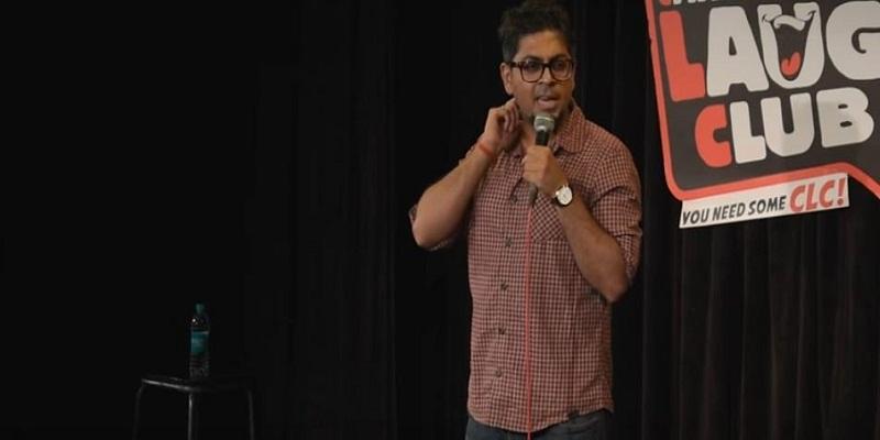 Meet Abhijit Ganguly A StandUp Comedian allstory