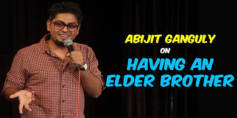 Meet Abhijit Ganguly StanUp Comedian
