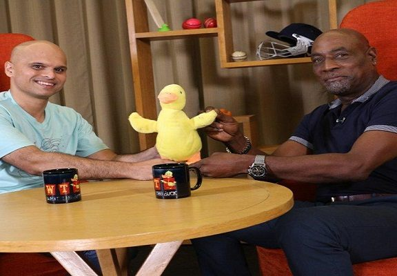 Vikram-Sathaye-What-the-Duck-Sir-Viv-Richards-all-story