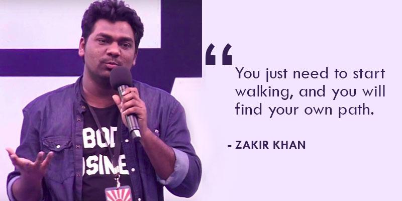 zakir khan all story