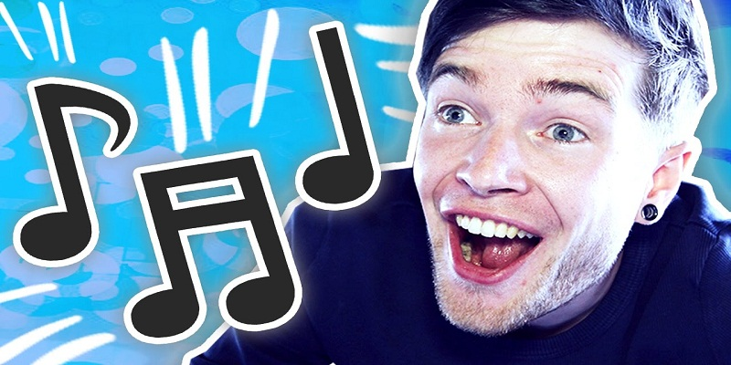 DanTDM British YouTuber all story