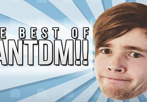 DanTDM British YouTuber allstory