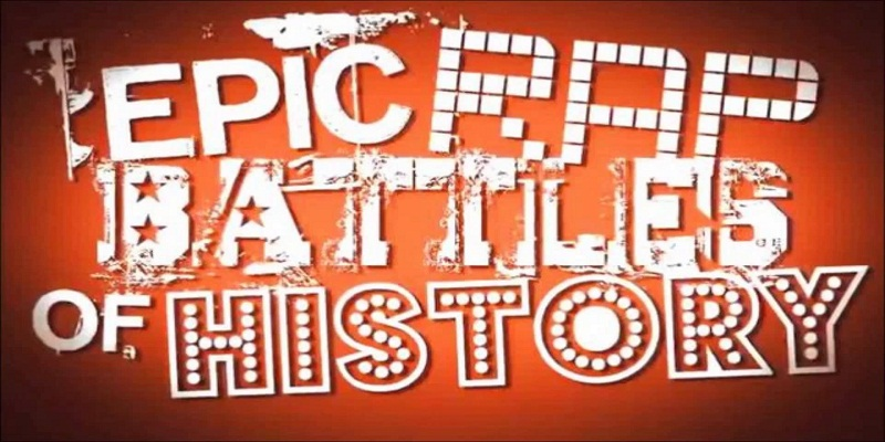 Epic Rap Battles of History is a YouTube all story