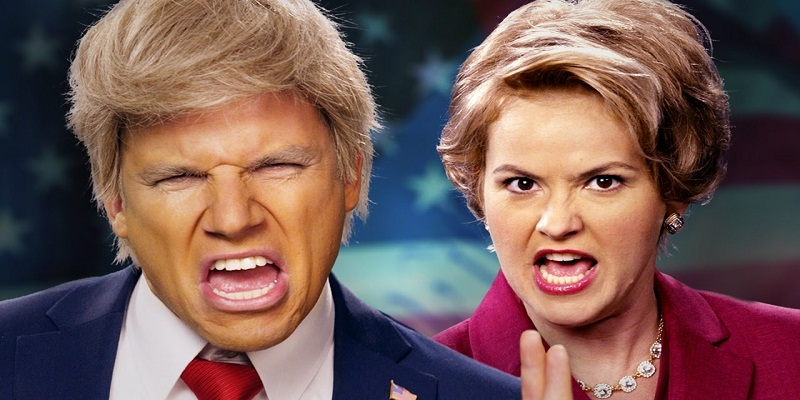 epic rap battles of history donald trump vs hillary clinton all story